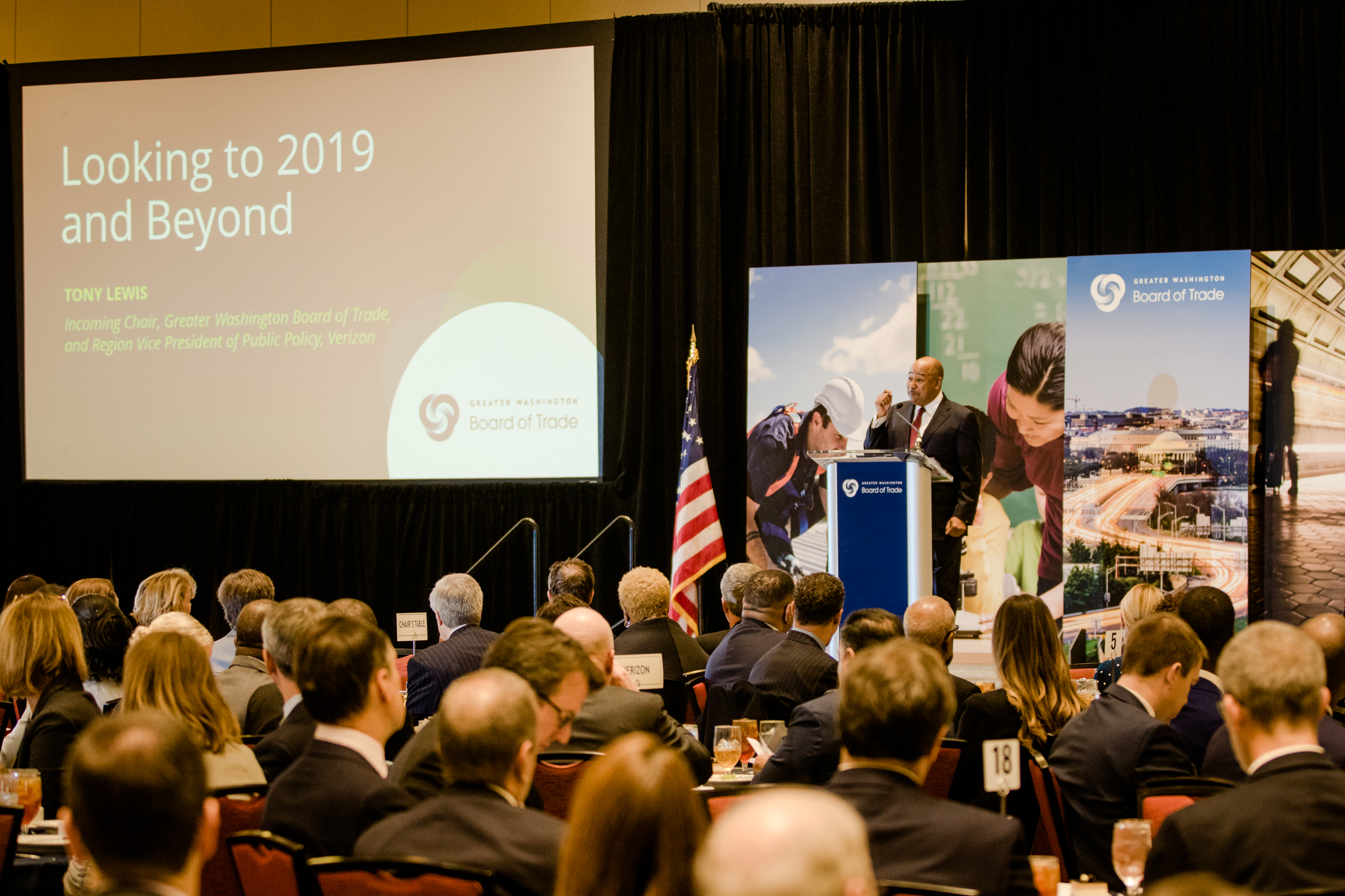 2019 Annual Meeting | | GW Board of Trade